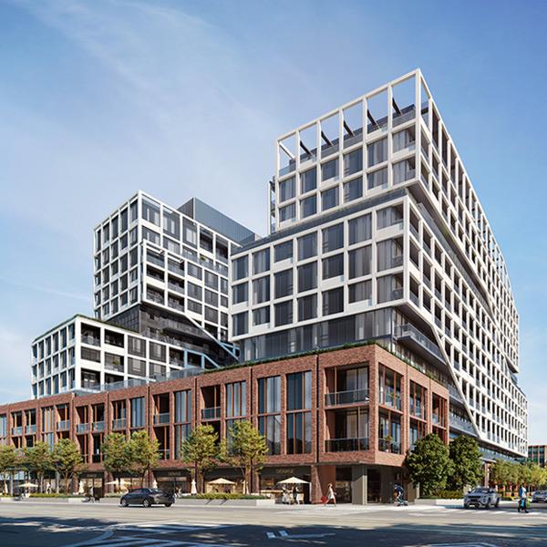 MRKT Toronto - The Building