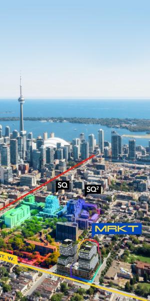 MRKT Toronto Masterplan