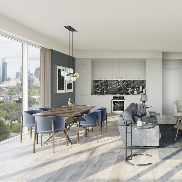 MRKT Toronto Floorplans